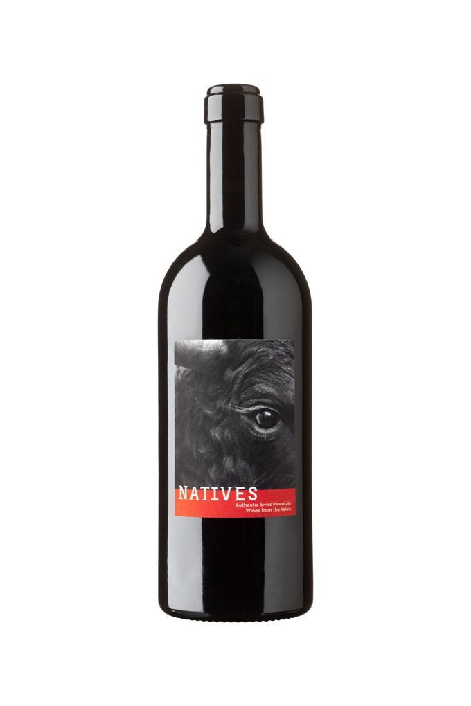 Natives Ruby Red, Assemblage Rouge du Valais AOC